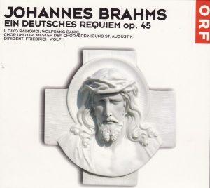 CD BrahmsRequiem