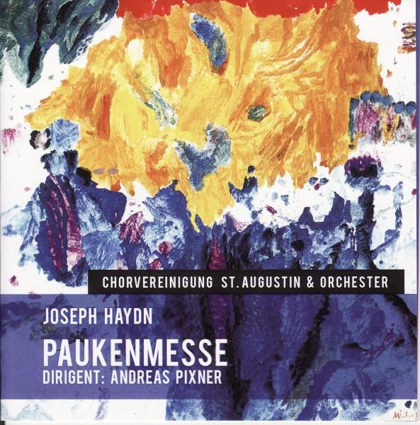 CD HaydnPaukenmesse NEU