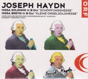 CD HaydnSchöpfungsM