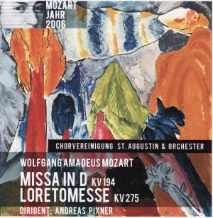 CD MozartD+Loreto