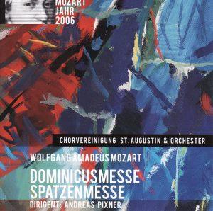 CD MozartDominicus+SpatzenM