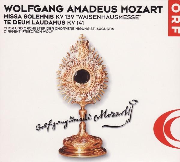 CD MozartWaisenhausM