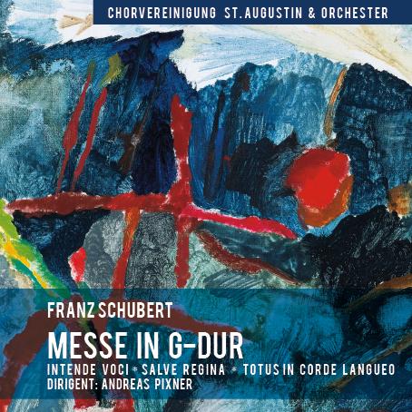 CD SchubertG Cover