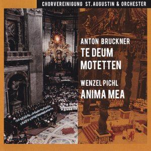 CD-Cover BrucknerTeDeum
