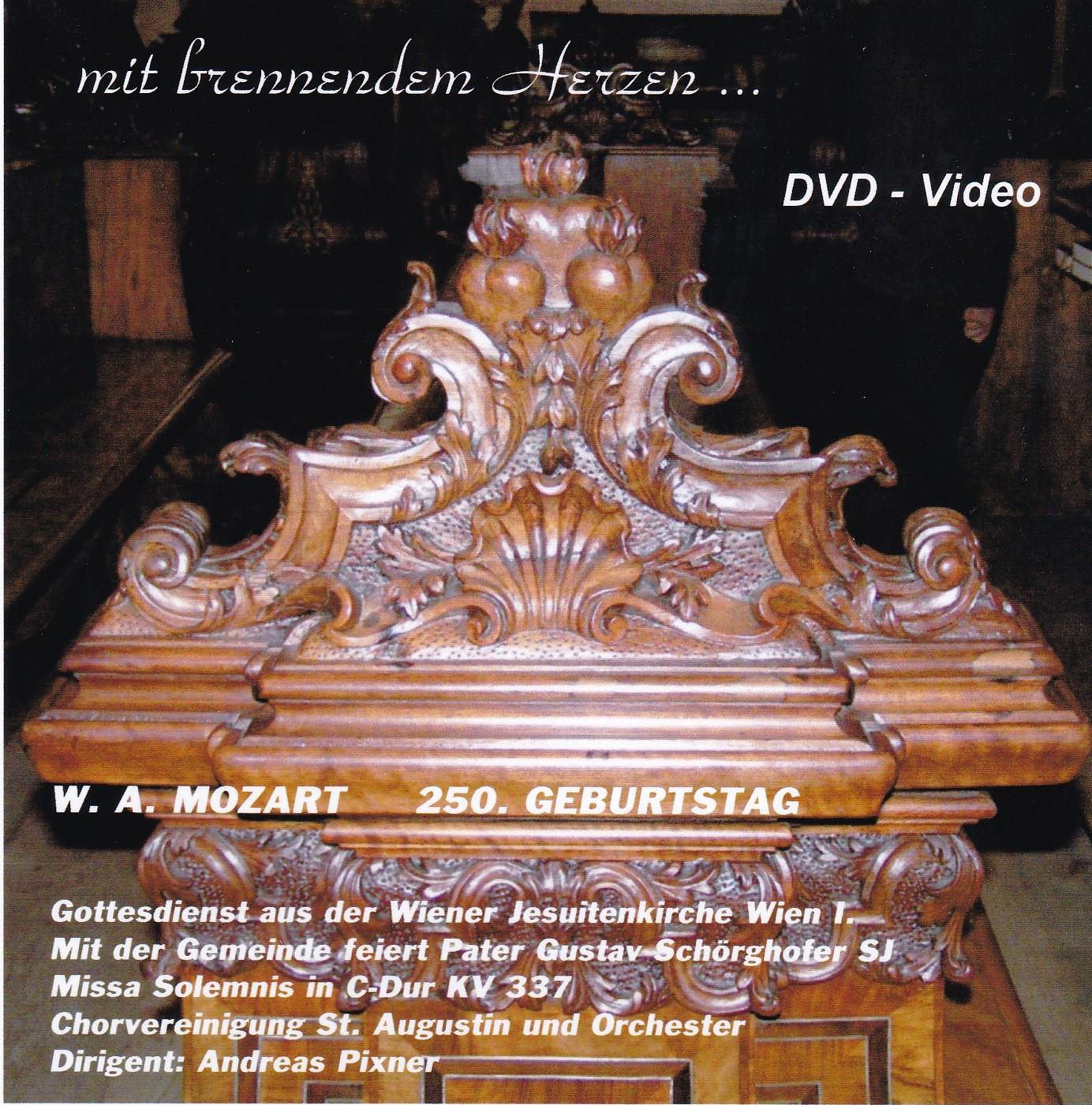 Missa Solemnis DVD