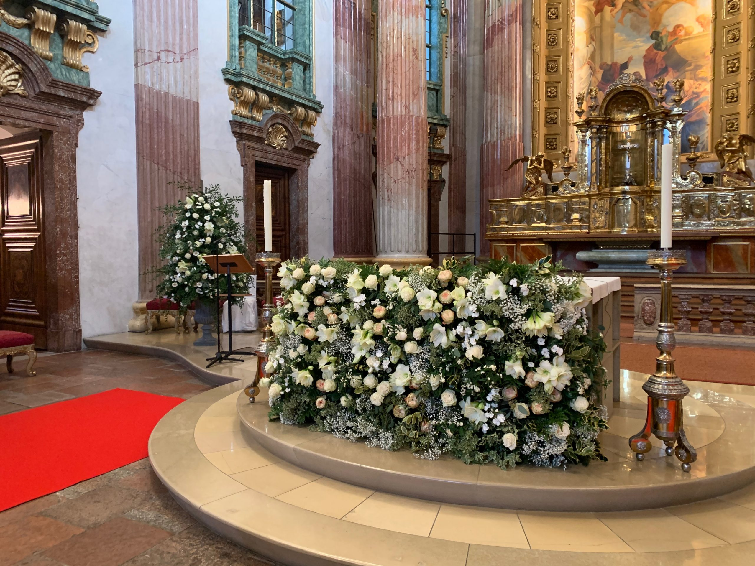 Altar Jesuitenkirche